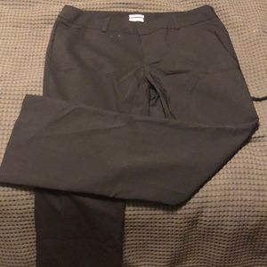 Black Dress Pants Size 14
